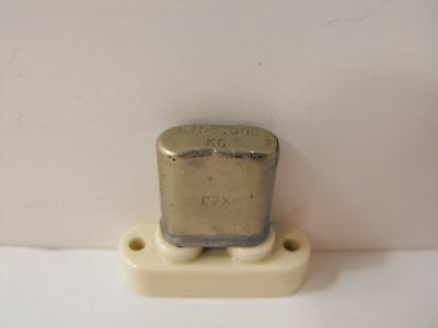 (1) Collins S-Line / KWM-2/2A 6.775 MHz Crystal Covers 3.6 -3.8 MHz 80 Meters