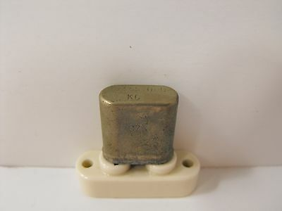 (1) Collins S-Line / KWM-2/2A 10.355 MHz Crystal Covers 7.2 - 7.4 MHz 40 Meters