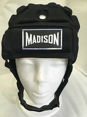 New Air flo headguard madison sports rugby union league AFL head protection