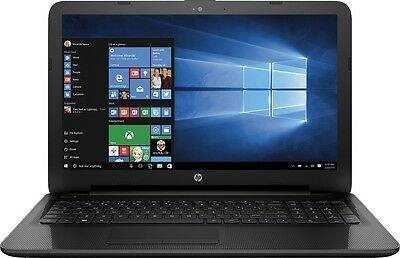 "Brand NEW HP Laptop 15-af131dx 15.6"" AMD A6 Quad-Core 4GB 500GB DVD HDMI USB 3.0"