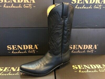 Sendra Boots Style 2605 Phyton Leather Western Cowboy Boots