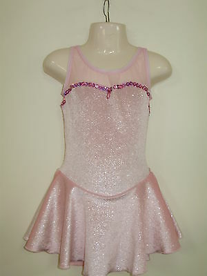 ICE SKATING/ DANCE COSTUME Girls SIZE 6 NEW