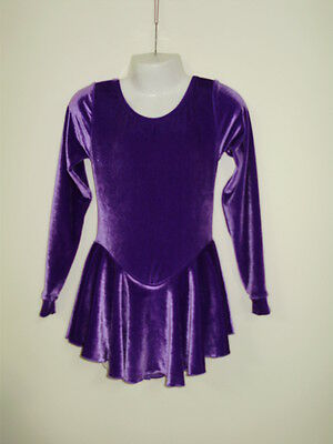 Ice Skating/ Dance Costume Size 8 New
