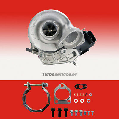 Turbolader für BMW 320d Touring xDrive (E91) 120 KW 163 PS 49135 7795498