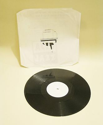 "Double Vision Conscience 12"" Acid Jazz Promo"