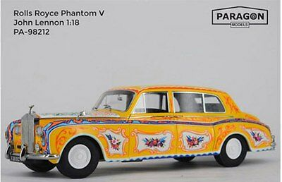 PARAGON 98212 bx ROLLS ROYCE PHANTOM V model car Beatles John Lennon 1964 1:18th