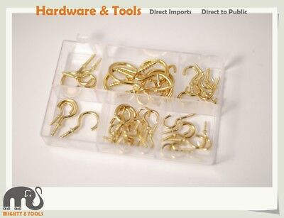 Wholesale 6x Picture Hanging Assorted Cup Hook Kits or Wire Assorted Hooks Nail