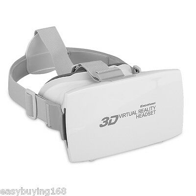 Gafas VR Smartphone 3D Virtual Reality Headset Pr iPhone Samsung Sony HTC Google