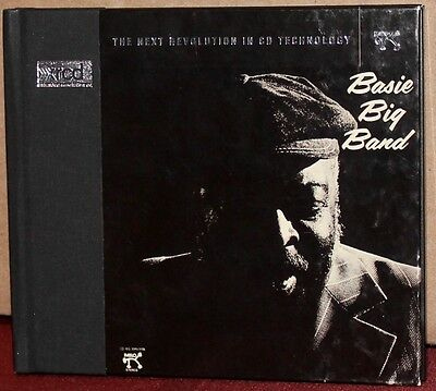 XRCD VICJ-60257: COUNT BASIE - Basie Big Band & His Orchestra, 1999 JAPAN OOP NM