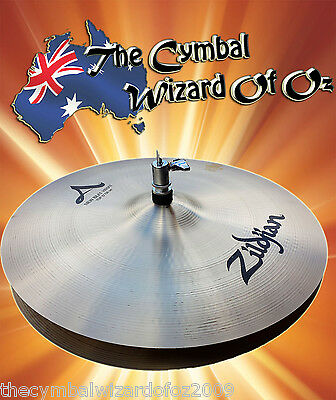 Zildjian 14'' A Series New Beat Hi Hat Cymbals