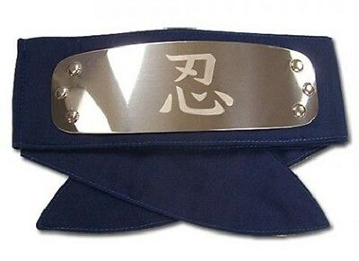 *NEW* Naruto Shippuden: Joint Shinobi Army Headband by GE Animation
