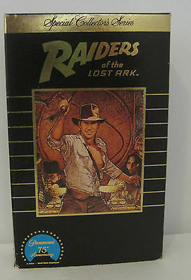 Raiders of the Lost Ark Beta Special Collector's Edition