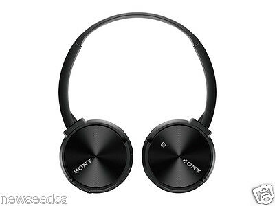 SONY MDR-ZX330BT BLUETOOTH WIRELESS HEADPHONES NFC Built-in microphone