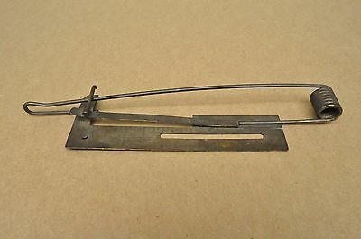 Vtg HC Goodrich 1867 Wilcox & Gibbs Sewing Machine Attachment Tuck Marker Tucker