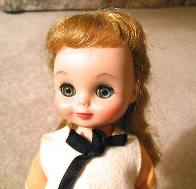 "Vintage 1958 American Character Betsy McCall 14"" Doll With Outfit"