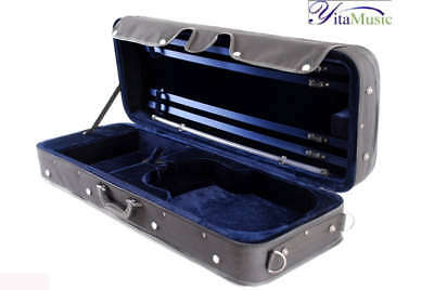 "A High Quality Oblong Viola ( 15"" & 15.5"" ) Case HZA01"