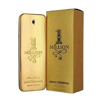 1 MILLION PACO RABANNE UOMO EDT VAPO SPRAY  - 200 ml