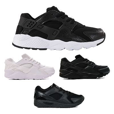 Kids Boys Girls Casual Air Shock Absorbing Balance Childrens Trainers Shoes Size