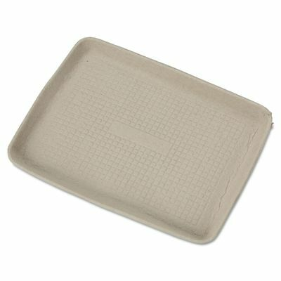 Chinet StrongHolder Molded Fiber Food Trays  - HUH20815