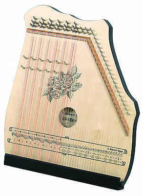 AKKORDZITHER GITARR - MANDOLIN - ZITHER 100/5 erle GITARRE MANDOLINE- ZITHER