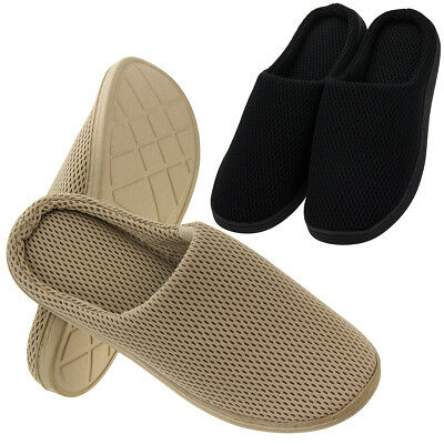 Airia Perfect Temperature Slippers Men's Women's Breathable Mesh Arch Support