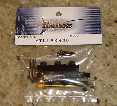 Ibanez 43mm Top Lok Lock Nut in BLACK Japan Steve Vai JEM RG Prestige - REAR