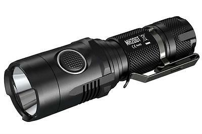 Nitecore MH20GT - 1000 Lumen Rechargeable Torch