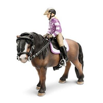 Schleich Schleich Pony Riding Set