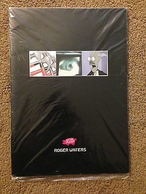 Pink Floyd / Roger Waters 2000 In The Flesh Tour Concert Program Book