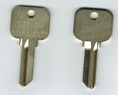 Schlage SC1 C 1145 5 pin Do Not Duplicate Key Blank X2