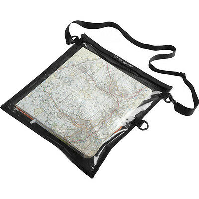 Sprayway Mens Hareshaw Water Resistant Map Case with Strap