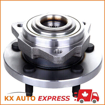 FRONT WHEEL BEARING & HUB ASSEMBLY FOR JEEP GRAND CHEROKEE 2005 2006 2007 w/ABS