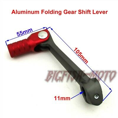 11mm Gear Shifter Lever For 150cc 250cc Pit Dirt Motor Bike Motocross Motorcycle