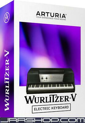 Arturia Wurlitzer V3 Electric Piano Plugin eDelivery JRR Shop