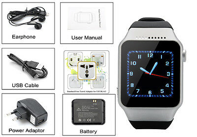 "Smartwatch Zgpax S39 1.54"" Touch Screen Quad Band Mtk6269 Bluetooth Gsm"