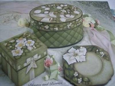 A Festival Of Flowers Painting Book By Leila Lundberg, Paperback, 2002