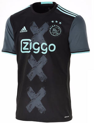 Ajax Kids Away Football Shirt 2016-17