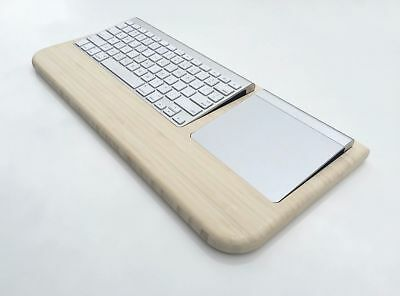 Docking Station for Apple Wireless Keyboard with mousepad or for Magic Trackpad