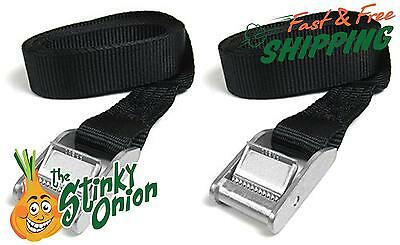 Lashing Straps 2 Pack Cargo Strap Tie Secure