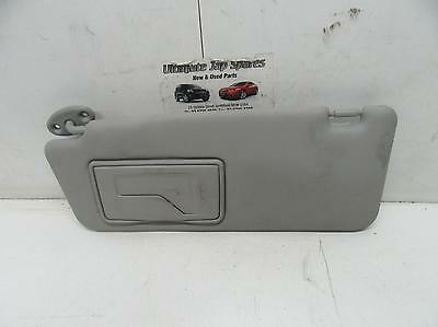 Toyota Hilux Sunvisor Lh Side, 03/05-08/15 05 06 07 08 09 10 11 12 13 14 15