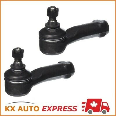 2X Front Outer Tie Rod End Kit For Honda Odyssey 1999 2000 2001 2002 2003 2004
