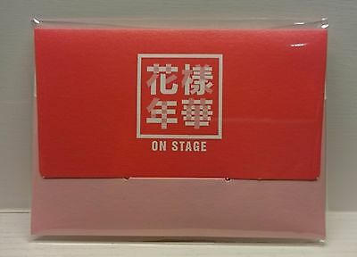 Brand New! BTS BANGTAN BOYS 2015 On Stage Official  Mini Photocard Set  ( 8 pic)