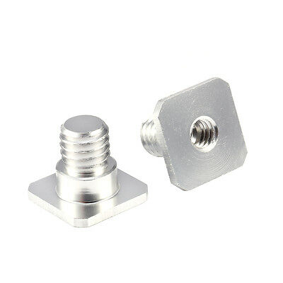 "New 1/4"" Female to 3/8"" Male Thread Screw Adapter for Tripod Monopod Light Stand"