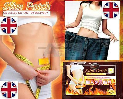 30 x Extra Strong Slimming Patches WEIGHT LOSS DIET AID Detox Slim Patch UK
