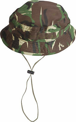 New Mil-Com British Army Style Special Forces Style Woodland Dpm Bush Hat,boonie
