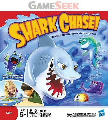 Shark Chase Board Game - Toys Brand New Free Delivery