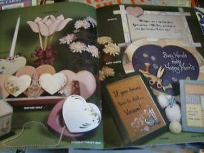 Country Accents With Decorative Painting Book -Buildings, Fruit, Chicken, Flower