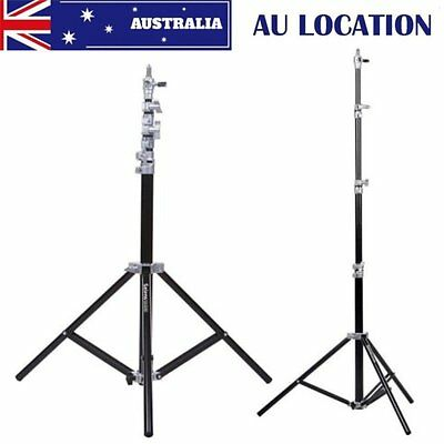 Selens Air Cushion Heavy Duty Light Stand 220cm 7.2ft SGT-2200A With CarryBag AU