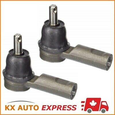 Front Left & Right Outer Tie Rod End Kit For Mazda Protege5 2002 2003