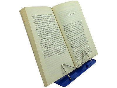 Foldable Adjustable Angle Portable Reading Book Stand Document Holder